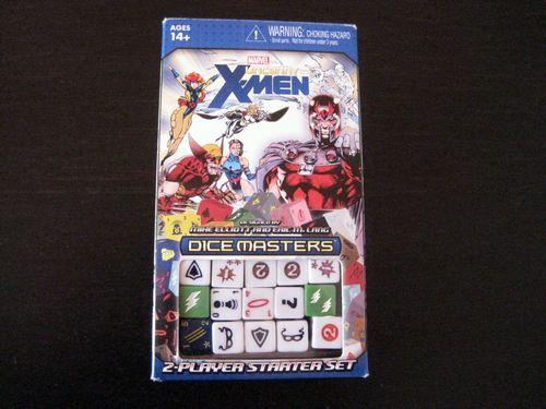 Recenzja: Dicemasters Uncanny X-Men