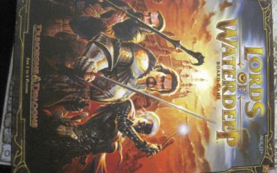 Recenzja: Lords of Waterdeep