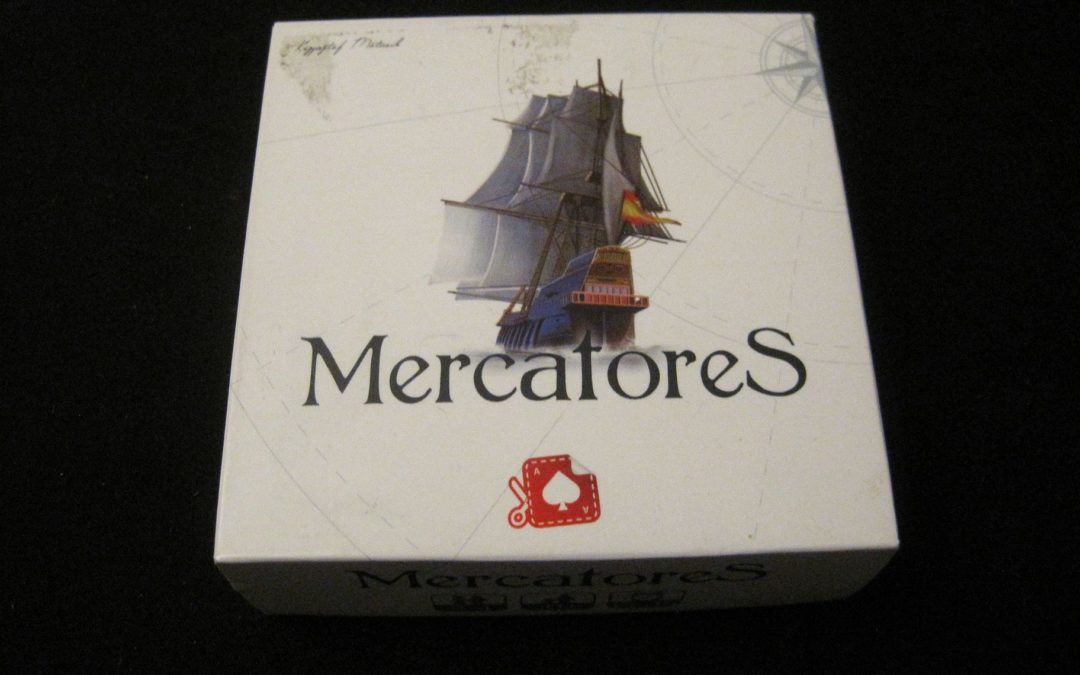 Recenzja: Mercatores