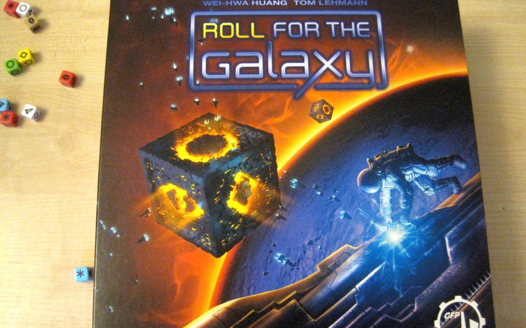 Recenzja: Roll for the Galaxy