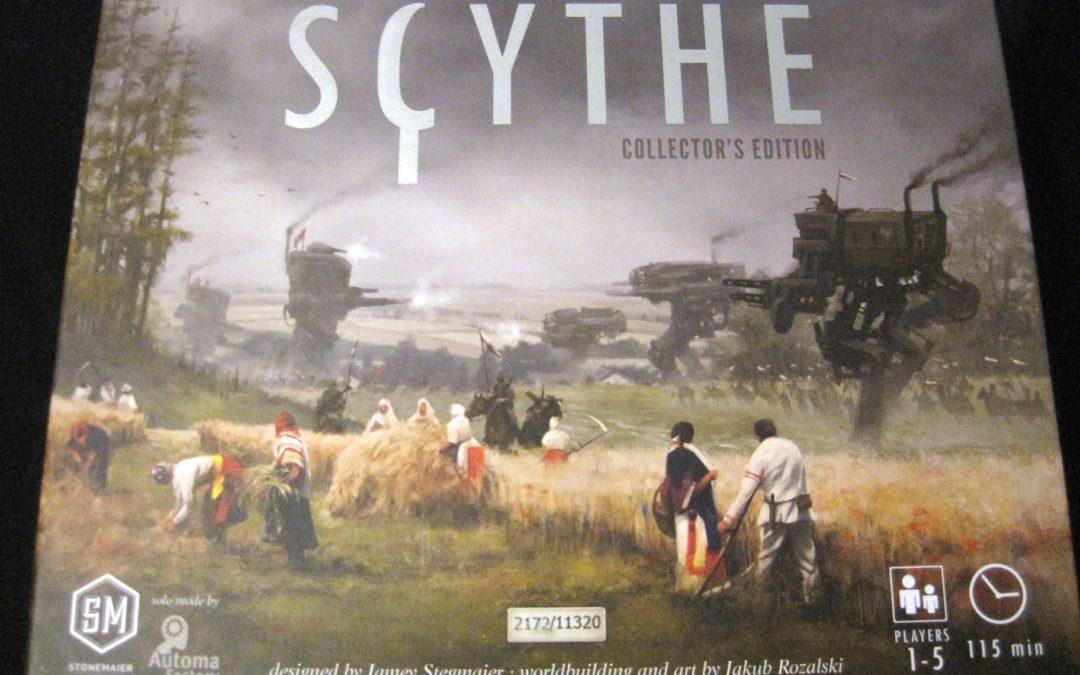 Recenzja: Scythe
