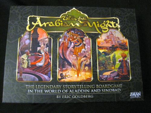 Recenzja: Tales of the Arabian Nights