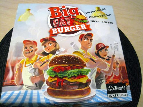 Recenzja: Big Fat Burger
