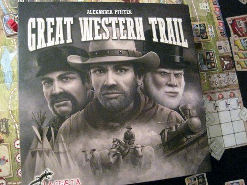 Szybkie recenzje: Cry Havoc, Ghost Stories, Zombiecide, Great Western Trail
