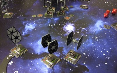 Recenzja: X-wing