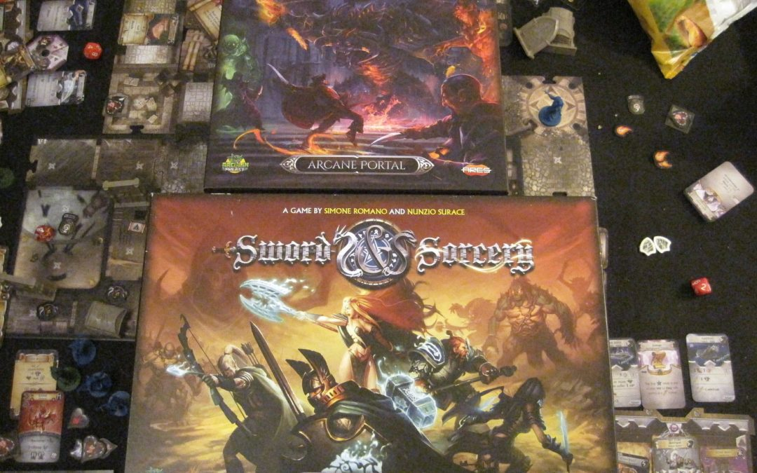 Recenzja: Sword and Sorcery